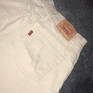 Levi's 550 shorts